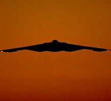 B-2 at Dawn by gfydad