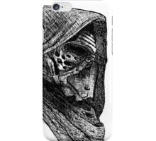 Kylo Ren (Star Wars E7 Villain) iPhone Case/Skin