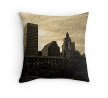 Downcity Providence Throw Pillow