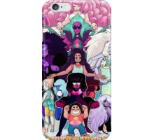 BELIEVE IN STEVEN print iPhone Case/Skin