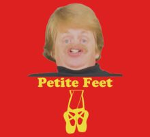Petite Feet by tunejunkies