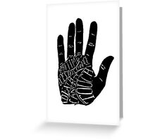 What Time Cannot Change, Death Cannot Touch Greeting Card