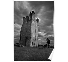 Helmsley Castle | North Yorkshire Poster