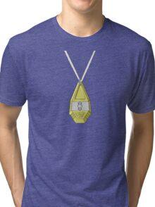 Digimon Emblem of Reliability Tri-blend T-Shirt