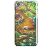 Unseen Specimen: Hummingbird Griffins iPhone Case/Skin