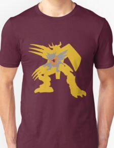 Digimon Agumon warp digivolve to WarGreymon T-Shirt