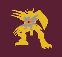 Digimon Agumon warp digivolve to WarGreymon Unisex T-Shirt