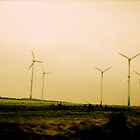 windmills by JulieSaunders