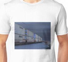 Catch the Blue Train Unisex T-Shirt