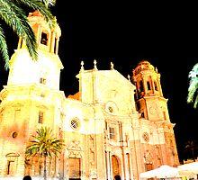 CADIZ - La Catedral by Daniela Cifarelli