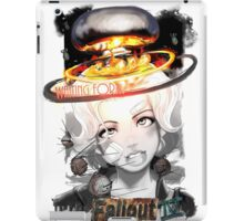 Waiting for FALLOUT 4 (alternative version)  iPad Case/Skin