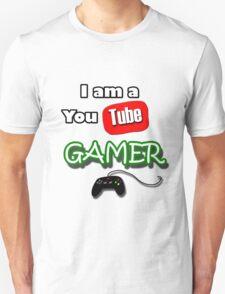 I am a YouTube GAMER Unisex T-Shirt