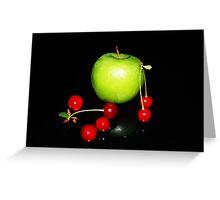 Frutta Per TUTTI Greeting Card