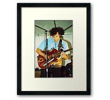 Paul James - Canadian Slide Technique Framed Print