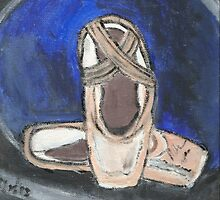 If These Toe Shoes Could Talk.. by RobynLee