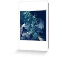 Entering Entally House I Greeting Card