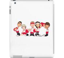 Dodgeball  iPad Case/Skin