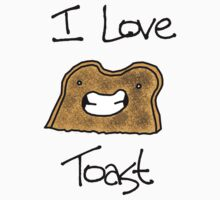 Toast by Stewart Cuthbert