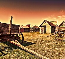 Wagon Town by JohnDSmith
