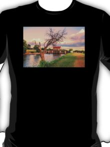 The Tree on the Dam T-Shirt