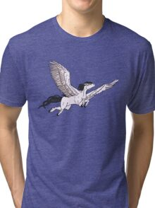 Pegasus Tri-blend T-Shirt