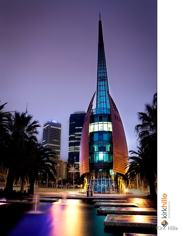 Perth Bell Tower by Kirk  Hille