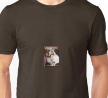 This Is Not Amusing by Diamante Lavendar Unisex T-Shirt