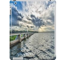 And The Sky Went Boom ! iPad Case/Skin