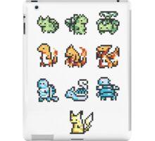 16x16 8 bit gen.1 starters iPad Case/Skin