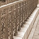 Ornate Railing by BarbL