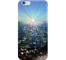 Rainbow Reflections iPhone Case/Skin