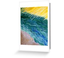 """""""A New Day"""" Greeting Card"""