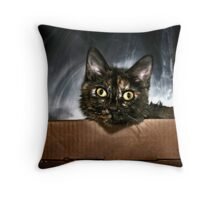 Darling Little Sweety Throw Pillow
