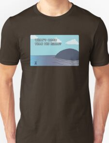 Big Blue- What's Older Than the Hills? T-Shirt