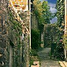 Petite Passage de St. Goustan by Buckwhite