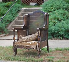The Comfy Chair by Reed Braden