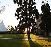 University of La Verne Sunset by Mark Vidal