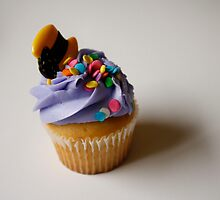 Imperfect cupcake by Mark Vidal