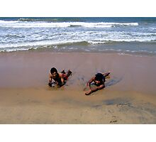 Beach boys Photographic Print