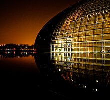 Beijing Modern by bendyphoto