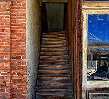 Going Nowhere! by pat gamwell