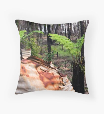 A New Start Throw Pillow