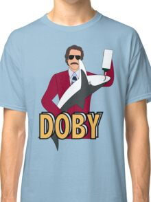 Ron Burgundy and Doby Classic T-Shirt