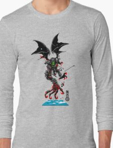 The Game of Kings, Wave Four: The Black Queen-Rook's Pawn Long Sleeve T-Shirt