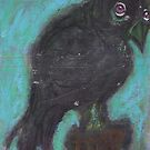 Crow by bernard lacoque