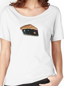 Apple Pie Universe Women's Relaxed Fit T-Shirt