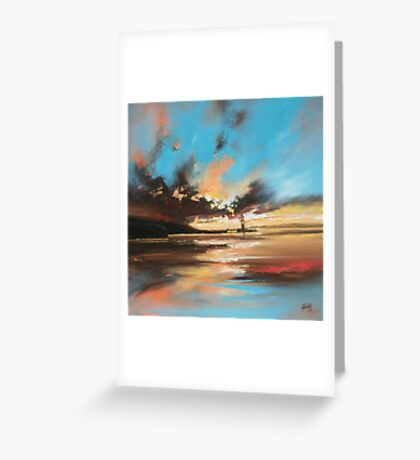 Tobermory Lighthouse Greeting Card