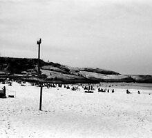 Arpoador Beach by Guilherme Pontes