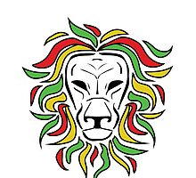 Rasta Lion by djbradford