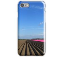 Tulips and Perspective  iPhone Case/Skin